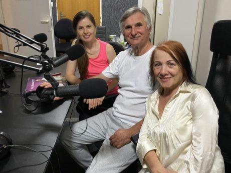 Erika Vincoureková, Dr. Boris Subotić a Mgr. Katarína Subotić